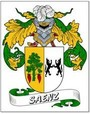 Sáenz : Apellido Sáenz - Nombre Sáenz : significado de Sáenz - origen de Sáenz - escudo de Sáenz ...