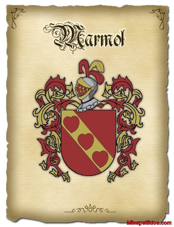 Marmol apellido marmol nombre marmol significado de for Origen del marmol