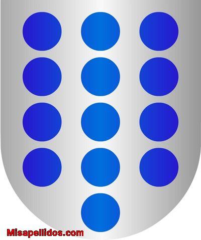 escudo apellido marzo: