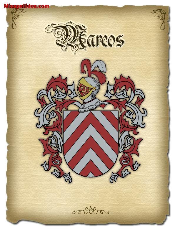 Marcos : Apellido Marcos - Nombre Marcos : significado de Marcos ...
